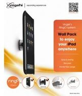 Vogel´s - TMS 301 RingO Wall Pack para iPad (2, 3rd and 4th Gen.) WALL PACK PARA IPAD (2&3 GEN.)
