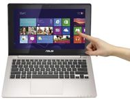 "ASUS VivoBook S200E CT257H - Táctil - Core i3 2365M / 1.4 GHz - Windows 8 64-bit - 4 GB RAM - 320 GB HDD - 11.6"" panorámico 1366 x 768 / HD - HD Graphics 3000 - Rosa"