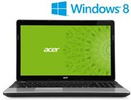 "Acer Aspire E1-571-32328G50Mnks - Core i3 2328M / 2.2 GHz - Windows 8 64-bit - 8 GB RAM - 500 GB HDD - DVD SuperMulti - 15.6"" resplandor panorámico 1366 x 768 / HD - Intel HD Graphics 3000 - Negro"