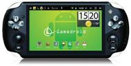 "Videoconsola / Tableta Leotec L-GAMEDROID 5"" HD Multitáctil Capacitivo - A8 1.2GHZ - 800 x 480 - 4 GB Nand Flash - GPU Power VR SGX - Android™ 4.0 - WiFi - Micro SD - Webcam x 2"